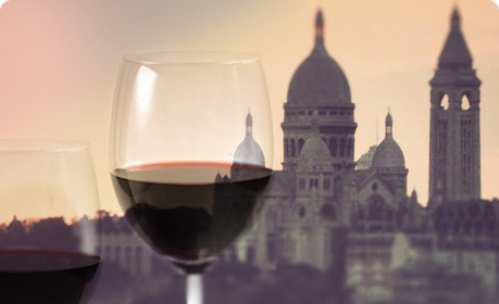 Wine tour Paris