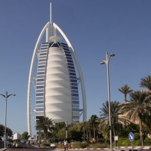 Dubai sightseeing: Burj al Arab