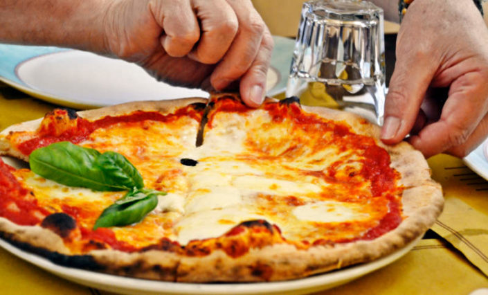 Pizza Tour Rome