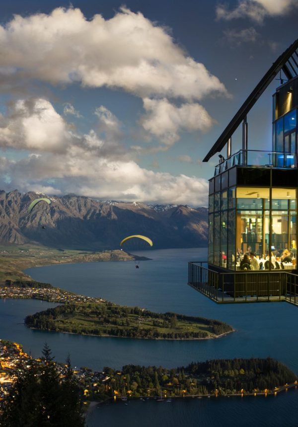 New Zealand Gondola Views