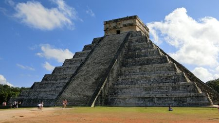 Chicen Itza Tour Mexico